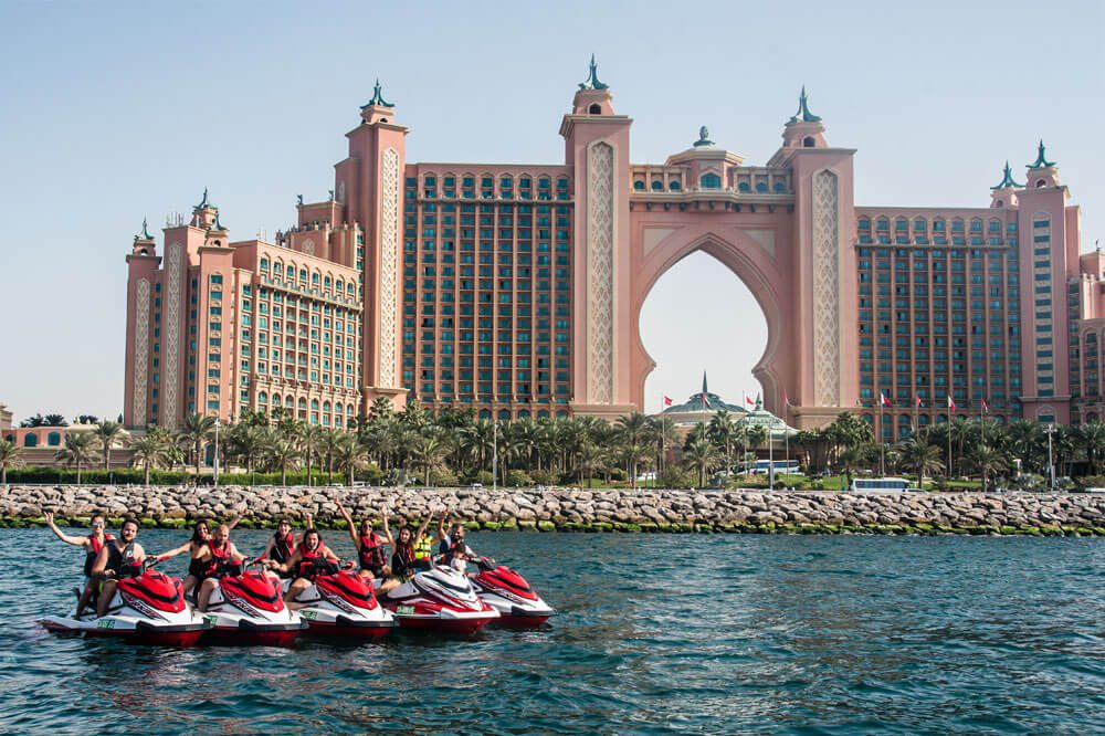 palm atlantis jet ski tour